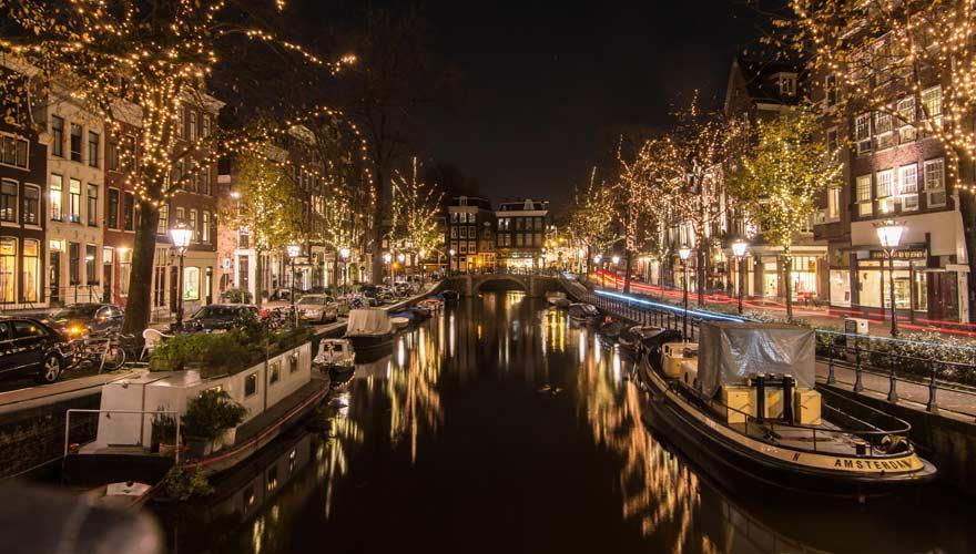 Weihnachten in den Niederlanden