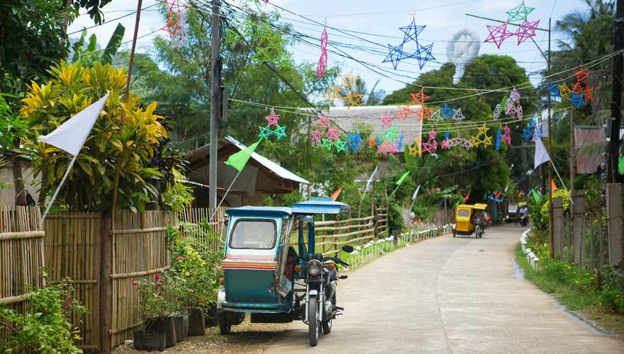 Weihnachten auf den Philippinen