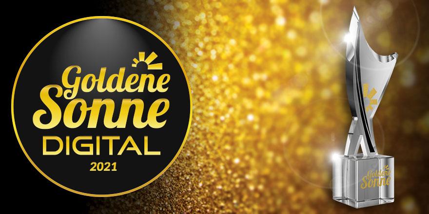 Blogger-Award Goldene Sonne Digital