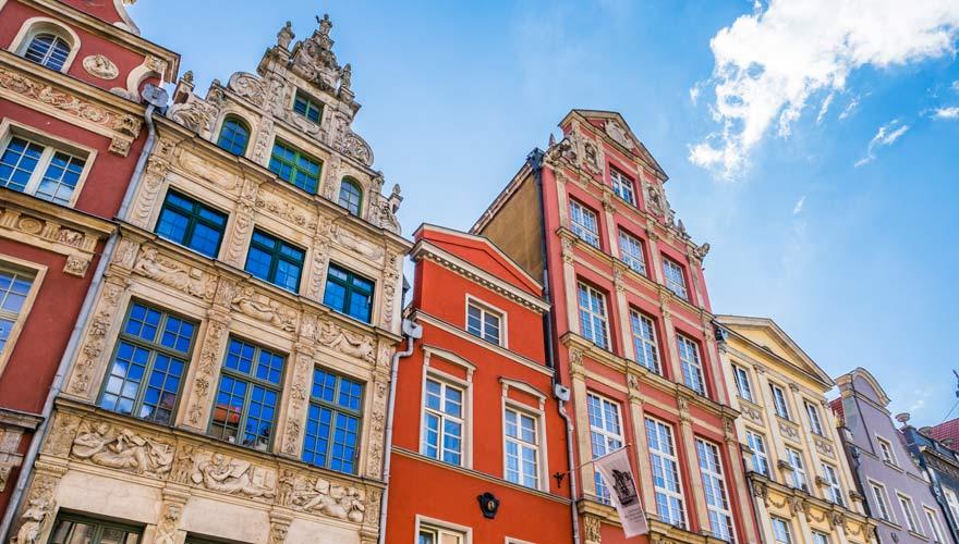 Danzig ist ein echter Polen-Reisetipps