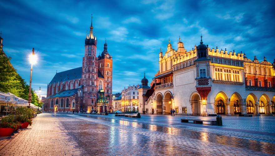 Krakau ist ein echter Tipp für Städtereisen nach Polen