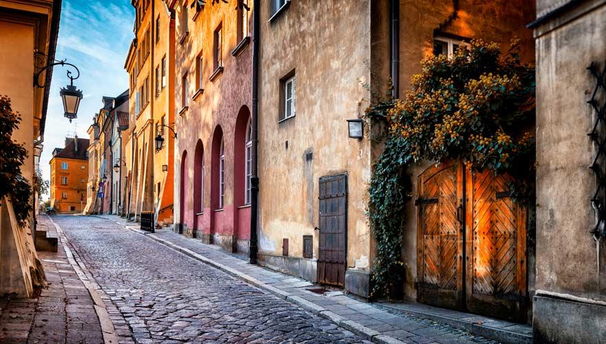 Warschau ist so vielseitig - ein echter Tipp für Polen