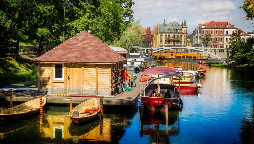 Breslau ist ein schöner Reisetipp für Polen