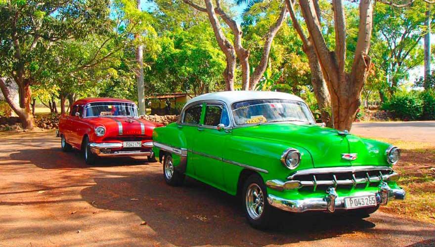 Oldtimer auf Kuba
