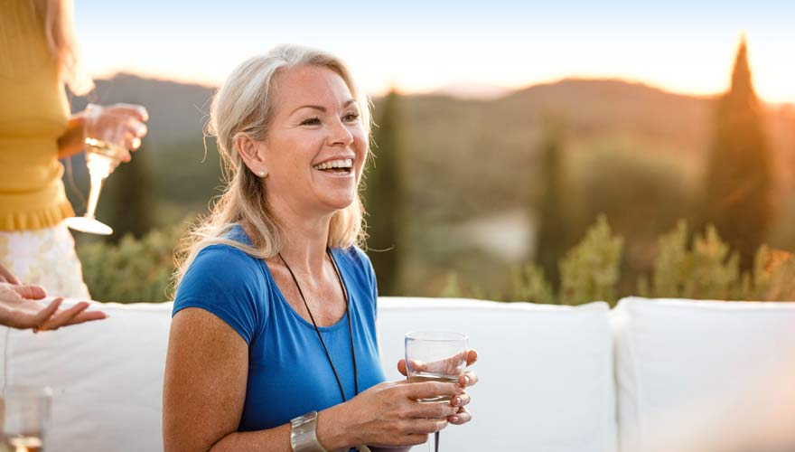 Jungfrauen bekommen im Jahr 2020 in der Toskana wieder einen klaren Kopf