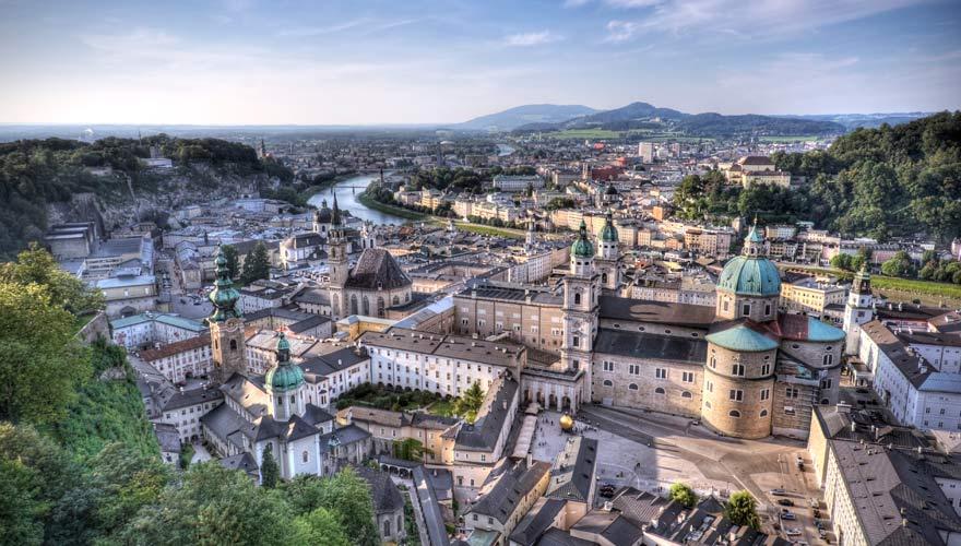 Krebse zieht es im Jahr 2020 für ihren Urlaub nach Salzburg