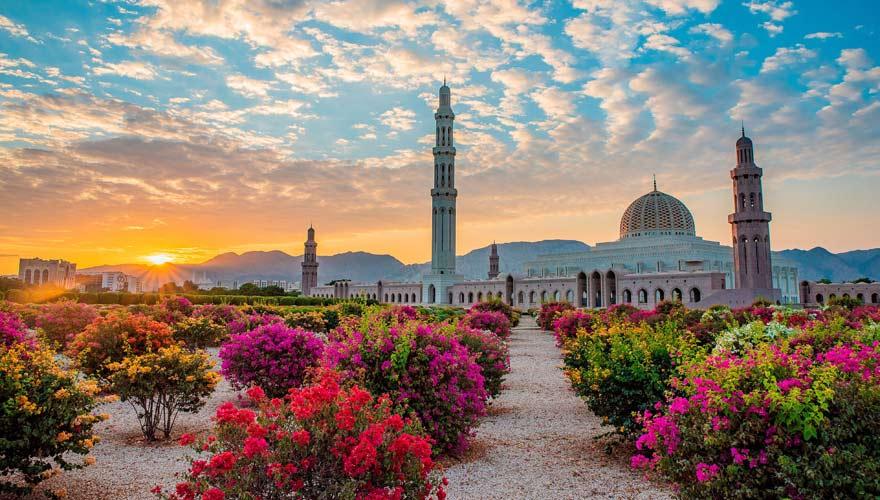 Für Skorpione eignet sich 2020 der Oman perfekt als Reiseziel
