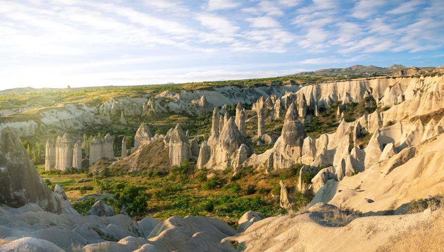 Love Valley in Kappadokien: Ein zweideutiger Scherz der Natur