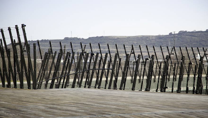 Auschwitz-Gedenkstätte in Polen
