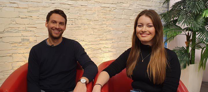 Goldene Sonne Digital: Finalisten Annika und Mathias von dreamteamaroundtheworld.de
