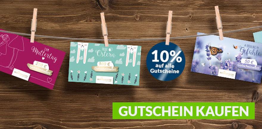 Gutscheinaktion Banner