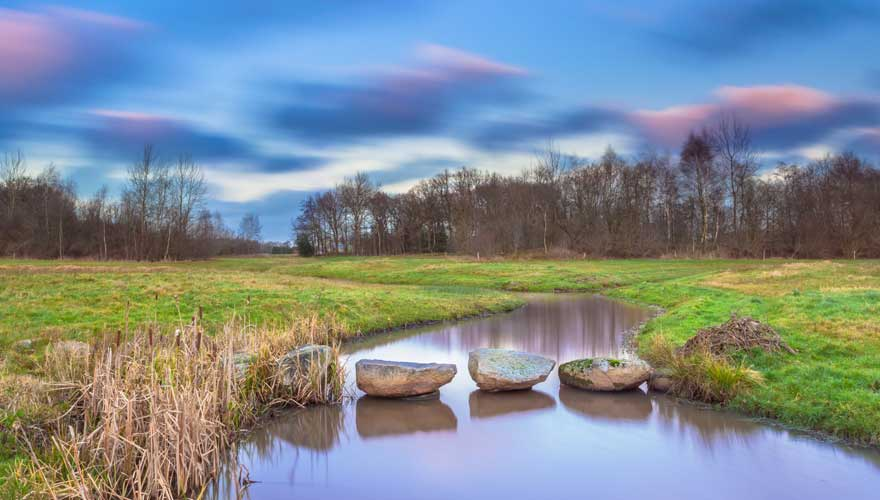 Nationalpark Drenthe in den Niederlanden