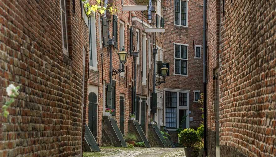 Middelburg in den Niederlanden