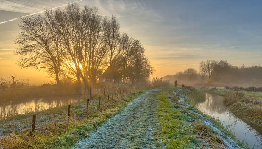 Provinz Friesland - ein schönes Reiseziel in den Niederlanden