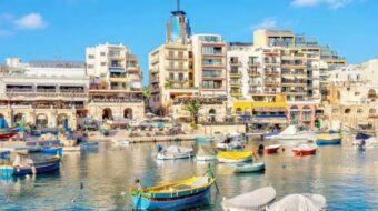 St. Julians auf Malta