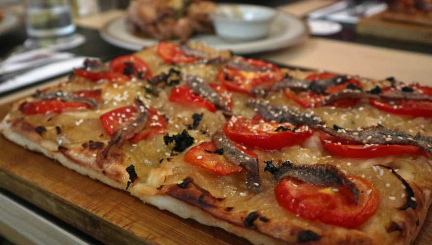 So sieht Pizza auf Malta aus