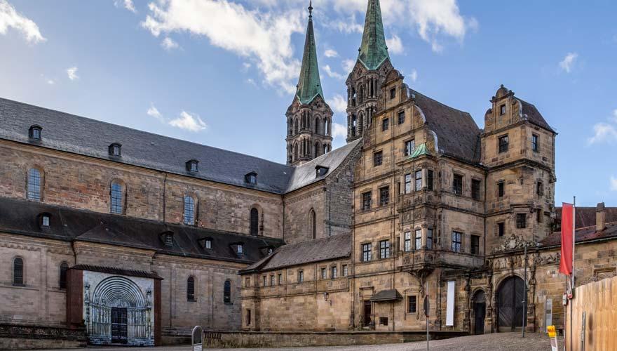 Dom und Alte Hofhaltung in Bamberg
