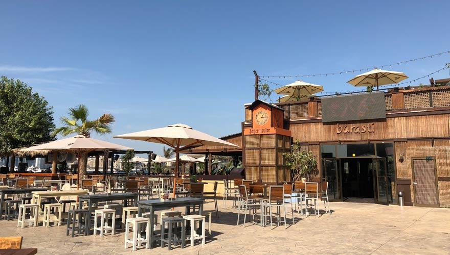 Barasti Beach Club in Dubai