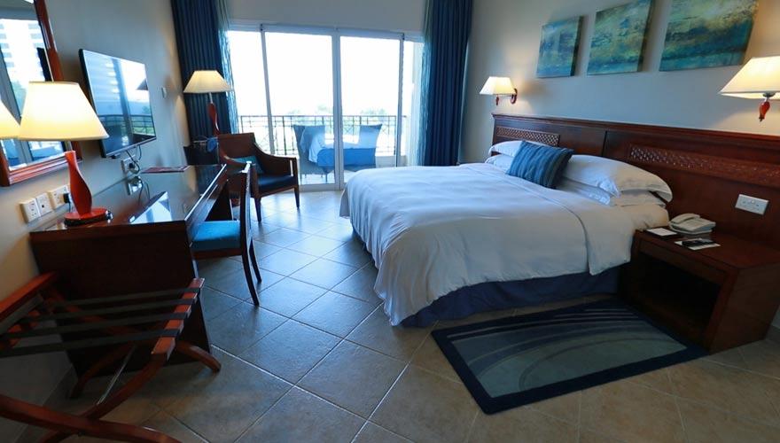 Zimmer im Fujairah Rotana Resort