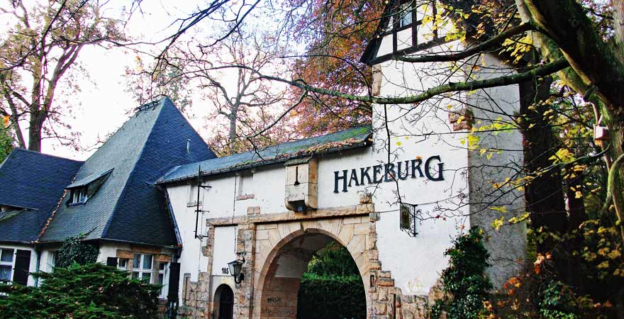 Hakeburg in Brandenburg