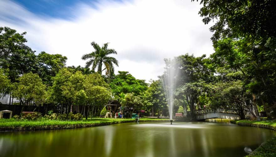 See im Buak Hard Public Park in Chaing Mai