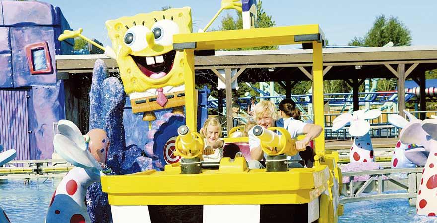 Spongebob im Movie Park