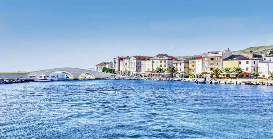 Pag in Kroatien