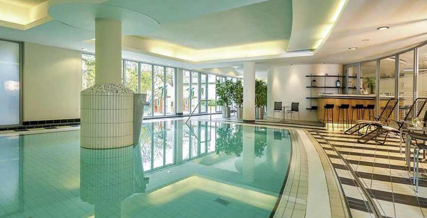 Pool des Dorint Hotel Sanssouci in Potsdam