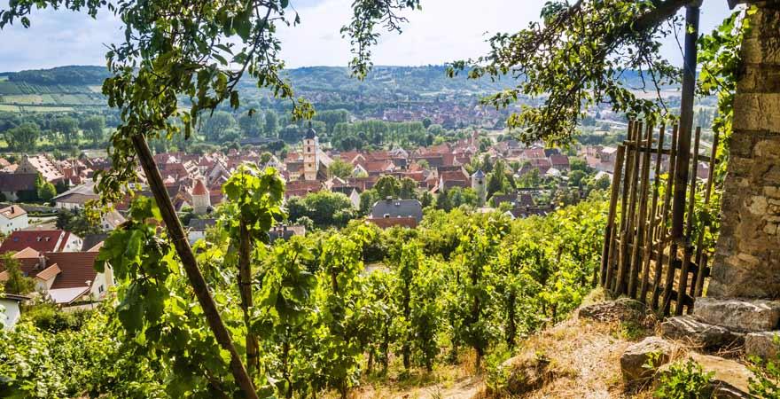Sommerhausen bei Würzburg