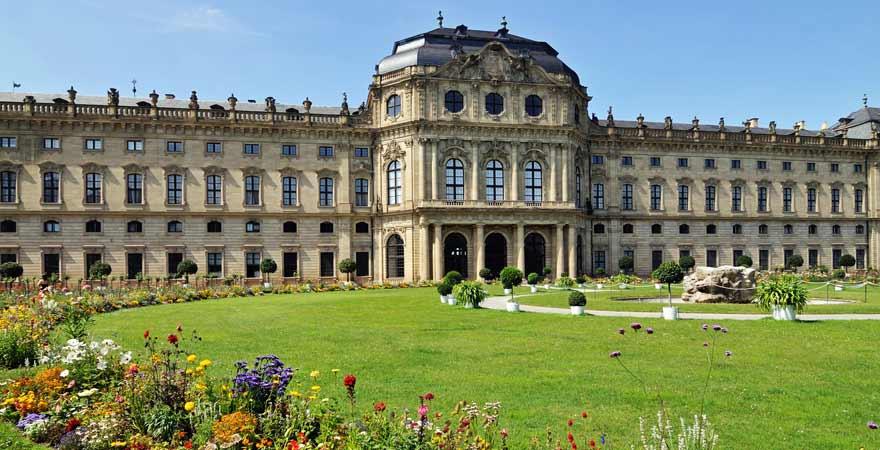 Residenz von Würzburg
