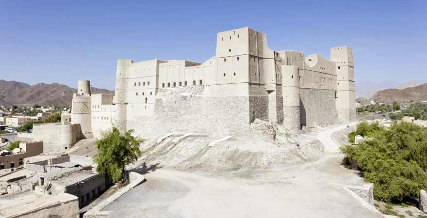 Balah Fort in Nizwa