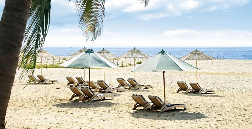 Hilton Resort in Salalah