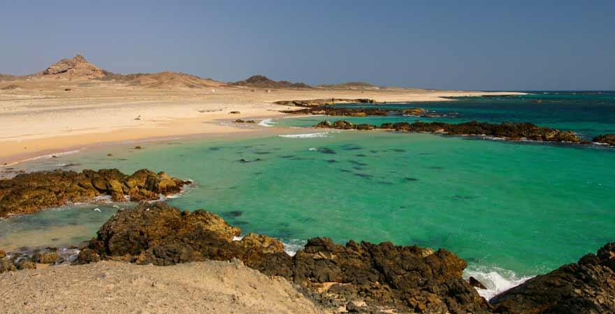 Masirah Bay im Oman