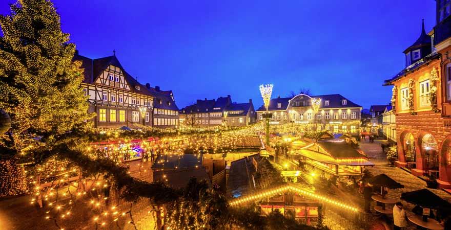 Weihnachtsmarkt im Harz