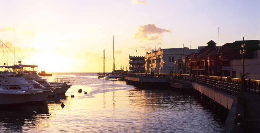 Bridgetown in Barbados