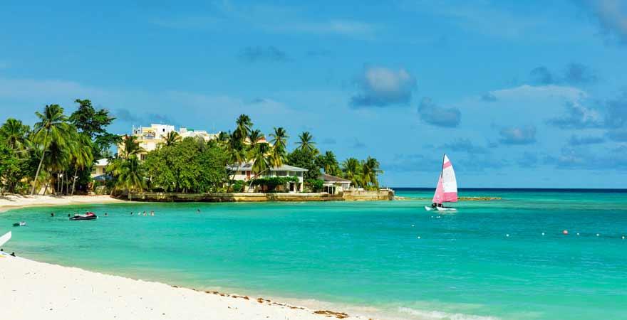 Dover Beach auf Barbados