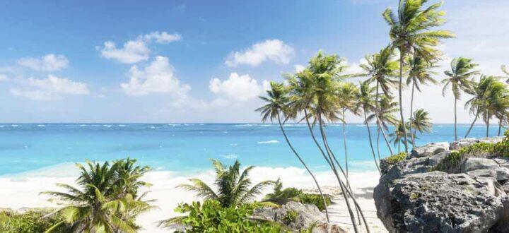 Bottom Bay auf Barbados