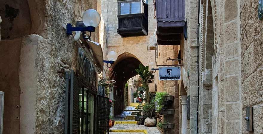 Altstadt von Tel Aviv