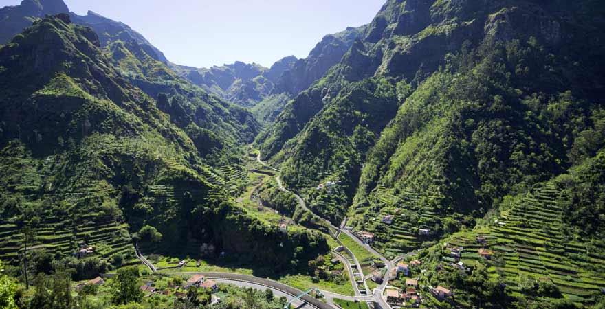 Serra de Agua auf Madeira