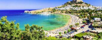 Rhodos in Griechenland