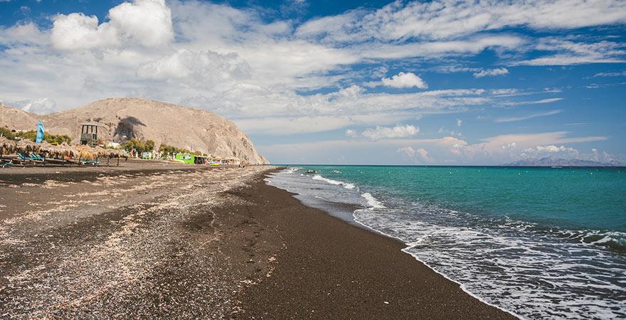 Perivolos Beach, Santorin