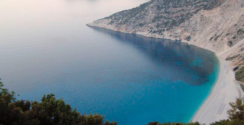 Myrtos, Griechenland