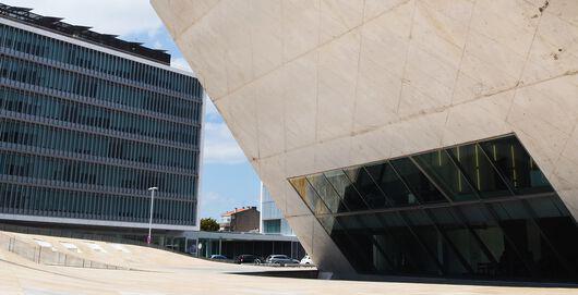 Casa de Musica in Porto