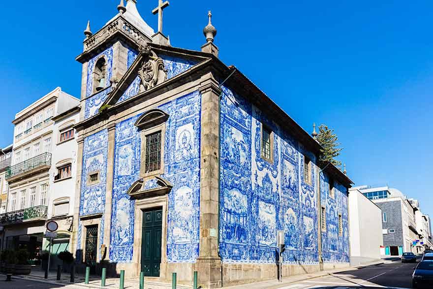 Kapelle, Almas, Porto.