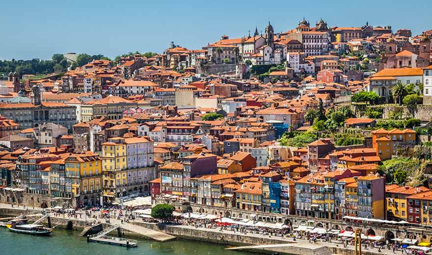 Altstadt, Ribeira, Porto
