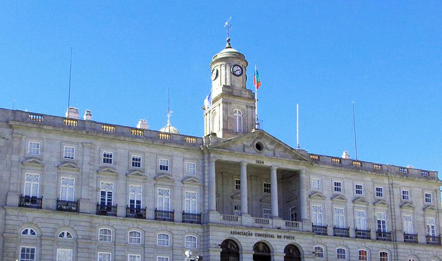 palácio da bolsa, Handelsplatz, Porto